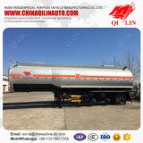 De 3 essieux de camion-citerne remorque semi pour le transport d'hydroxyde d'ammonium