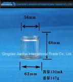 Heißes verkaufenspeicherglasglas für Essiggurken und Honig-Glasmarmeladen-Glas