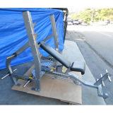 Cer genehmigte Hebevorrichtung-Gymnastik-Geräten-olympische flacher Prüftisch-Presse (SR1-20)