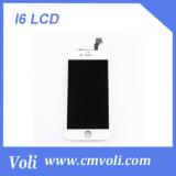 Первоначально LCD для Iphone 6g с рамкой, цифрователем, вполне