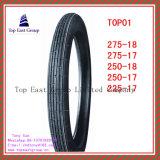 Calidad estupenda neumático de la motocicleta con 250-17 275-17 250-18 225-17 275-18