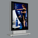 Éclairage LED Box de System Scrolling de défilement pour Picture Frame Advertizing Display