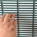 PVC покрыл загородку безопасности 358, Анти--Взбирается загородка