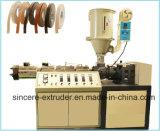 ABS van pvc het Verbinden van de Rand de Lijn van de Machine van de Uitdrijving met de Printer van Drie Kleur