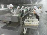 Ligne en boîte de production alimentaire