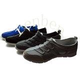 Chaussures occasionnelles de l'espadrille des hommes populaires obtenants chauds