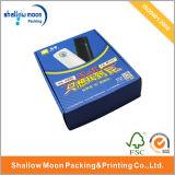 Caja de embalaje de la taza del vacío del papel acanalado (QY150027)