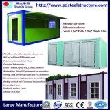 Envase de la cabina del Material-Registro del Construcción-Edificio de Shunda