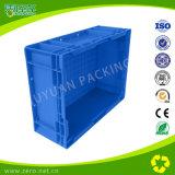 Caixas moventes do armazenamento plástico para a carga e o transporte