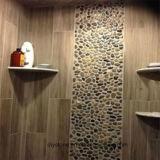 Смешанное украшение плитки камня мозаики
