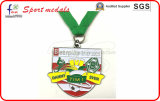 De Zachte Medailles van uitstekende kwaliteit van Pated van de Strook van het Email