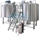 Fermenteur conique revêtu de refroidissement de bière (ACE-FJG-H8)