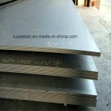 Folha 2b de superfície de aço inoxidável/placa galvanizadas 347 317
