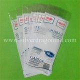Geschmacklose pp.-Plastiktaschen für Spielwaren, Briefpapier, Elektronik, kleidend