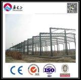 Entrepôt préfabriqué de structure métallique (BYSS2016021501)