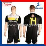 Nuove uniformi di calcio di disegno, uniforme di gioco del calcio di Sublimaion