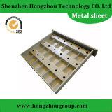 Fabricaciones de metal de encargo de hoja para la cubierta del metal de hoja