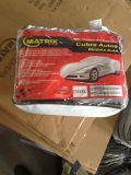 La couverture de voiture avec la poche de miroir et la voiture de Tirette-Autobox Couvrent-Cubre l'automobile de Modelo d'automobiles