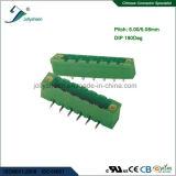 Pluggable ONDERDOMPELING van EindBlokken pH7.5mm 5p rechtstreeks