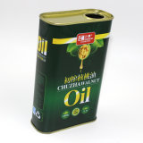 500mlは金属のオリーブ油を包むための鋼鉄缶を空ける