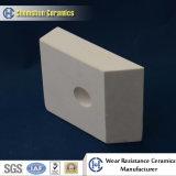 Fodera saldata di ceramica delle mattonelle dell'allumina resistente all'uso dal fornitore della Cina
