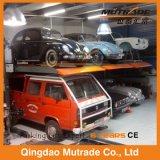 Garage de estacionamiento mecánico hidráulico del coche de dos postes del Ce