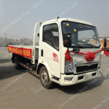 HOWO 4X2 Light Cargo Truck / 8ton Mini Light Truck