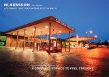 Estación de la Patrulla gasolinera LED Canopy Luz (Hz-TJD140W)