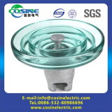 IEC60383 기준을%s 가진 공해방지 단단하게 한 유리제 절연체
