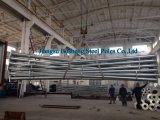 7,7 m Galvanized Street Lighting Steel Pole
