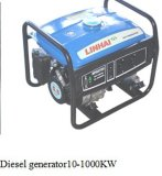 Generador del diesel de los generadores