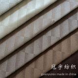Tissu de Terry ultra mou de relief de velours pour la décoration