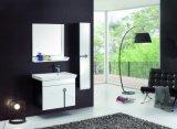 Vanité lustrée élevée de salle de bains du type 2017 neuf