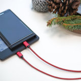 Cabo do USB da ponta extremamente longa nova do projeto 2017 micro para a nota 4 da borda da galáxia S4 S6 S7 de Samsung 5 jogador de MP3 Android da câmera do LG G3 G4 Canon Nikon