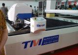 Alto taglio del tessuto della taglierina del tessuto della piega di CNC Tmcc-2225