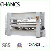 machine chaude multicouche de la presse 160t pour feuilleter