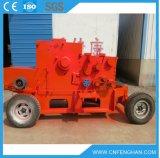 Raspadora Ly-318 de madeira móvel com diesel