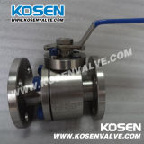 2PC Forged Steel Ball Valve (Q41F)