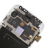 Экран мобильного телефона хорошего качества для Samsung S4 I9500 с рамкой LCD вполне