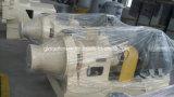 La consistencia alta Refinador Equipo de pulpa de papel Molino Refinador