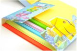 papel de Origami do Handwork das cores 80GSM de 105*105mm multi (CSZZ-105)