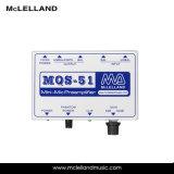 Minimikrofon-Vorverstärker mit Ausgleich und Abgleichfehler eingegeben (MQS-51)