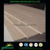 madera contrachapada comercial de 12m m con la película del pino