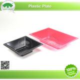 Plate en plastique avec Color