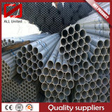 INMERSIÓN caliente de la mejor calidad galvanizada alrededor del tubo de acero