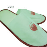 Hotel Amenity Slippers 5 Hotel Slipper Factory OEM Terry Toalha Slipper