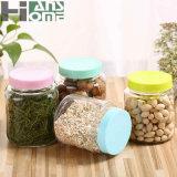 frasco 950ml de vidro dos produtos vidreiros no Kitchenware para o alimento do armazenamento
