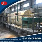 Maquinaria giratória do amido de batata da economia da água da máquina de Whashing da arruela da batata