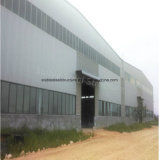 Construction d'atelier de structure métallique de coût bas à vendre