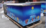 Máquina de hielo del Popsicle de la economía para el asunto 72000PCS/Day